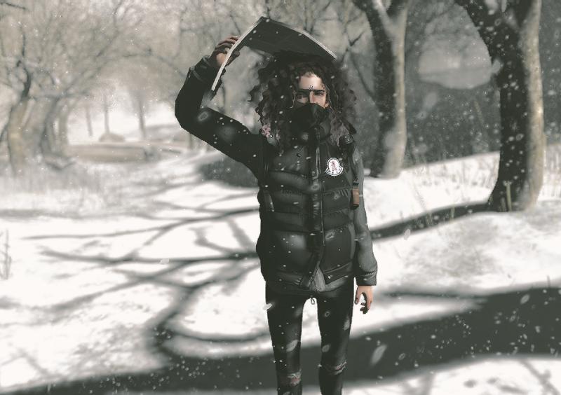 snow in 3